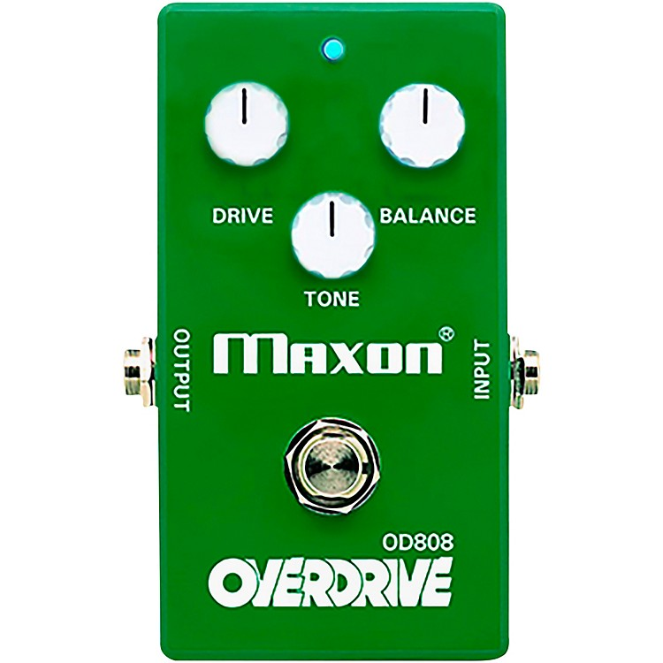 Maxon40th Anniversary Keeley Modified Overdrive Effects Pedal