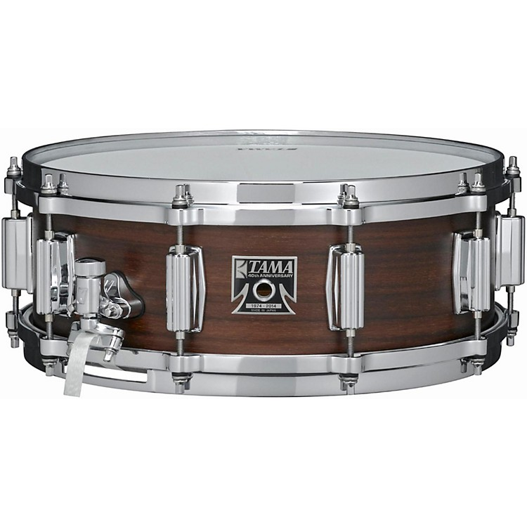 Tama40th Anniversary Limited Rosewood Reissue Snare