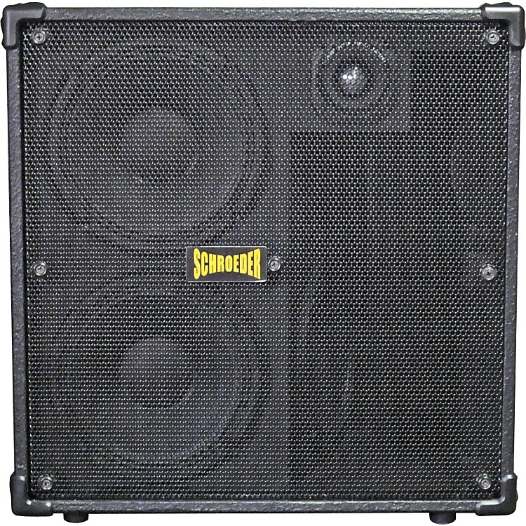 Schroeder 410 Light Bass Cabinet 4 Ohm | Music123