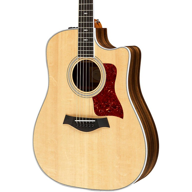 Taylor410ce Ovangkol/Spruce Dreadnought Acoustic-Electric Guitar