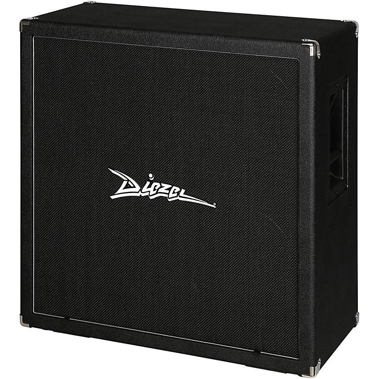 Diezel412FK 400W 4x12 Front-Loaded Guitar Speaker CabinetBlack