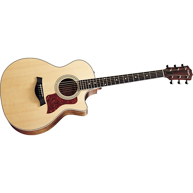 Taylor414-CE Grand Auditorium Cutaway Acoustic-Electric Guitar (2011 Model)