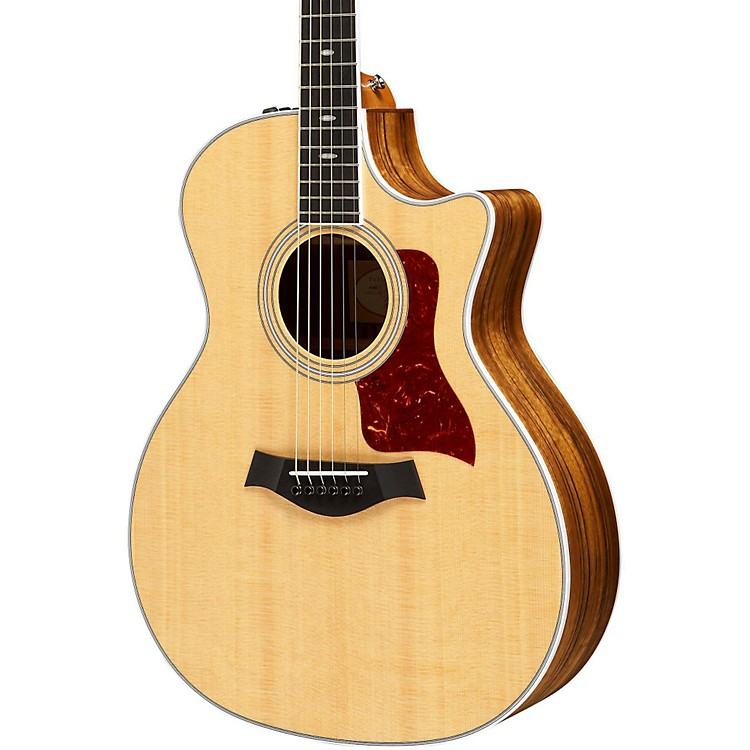 Taylor414ce Ovangkol/Spruce Grand Auditorium Acoustic-Electric Guitar