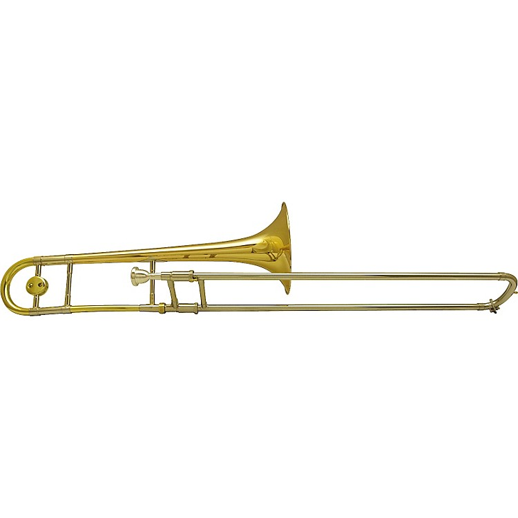 Bach 42 Stradivarius Series Trombone Heavy Yellow Brass Bell Standard Slide
