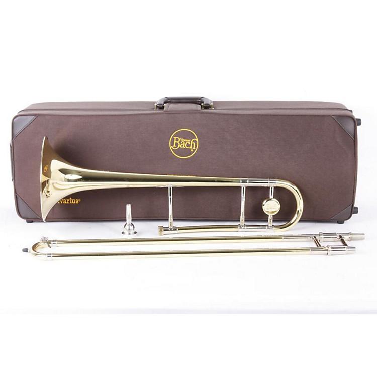 Bach42 Stradivarius Series TromboneYellow Brass Bell886830337857