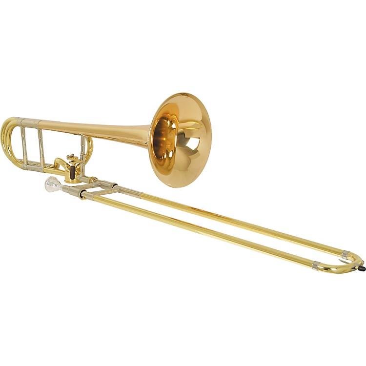 Bach42A Stradivarius Trombone with Hagmann Valve42A Yellow Brass Bell Standard Slide