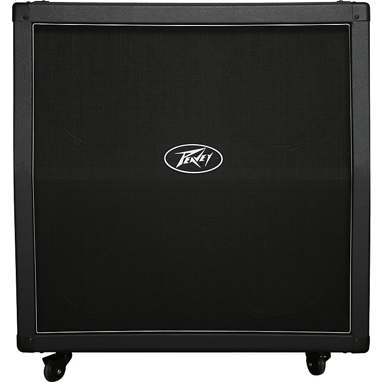 Peavey430 4x12 Guitar Speaker CabinetBlackSlant