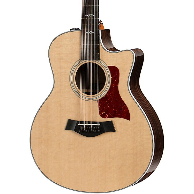 Taylor 456ce-R Grand Symphony 12-String Acoustic-Electric Guitar Natural