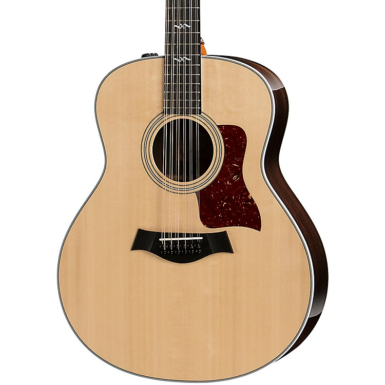 Taylor458e-R Grand Orchestra 12-String Acoustic-Electric Guitar
