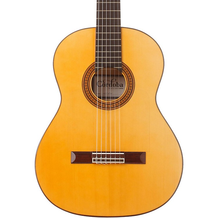 Cordoba 45FM Acoustic Nylon String Flamenco Guitar  888365931746