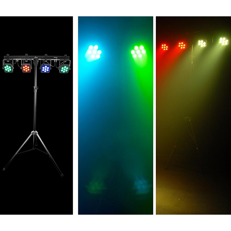 CHAUVET DJ 4BAR Tri USB Tri-Color LED Wash Light Effect System