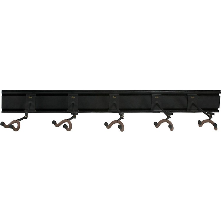 String Swing 5 Guitar Hanger Black Vein