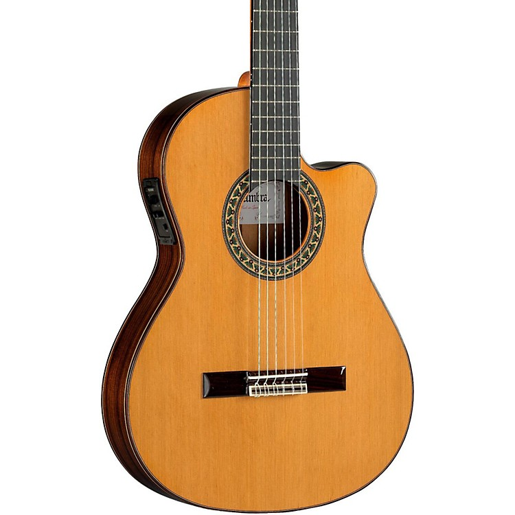 Alhambra 5 P CT Classical Acoustic-Electric Guitar Gloss Natural