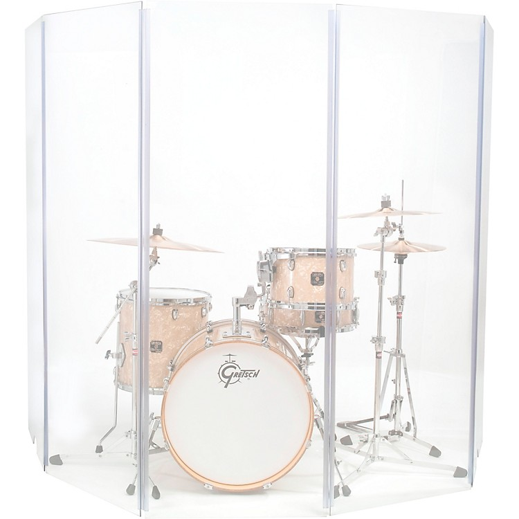 Gibraltar5-Panel Drum Shield