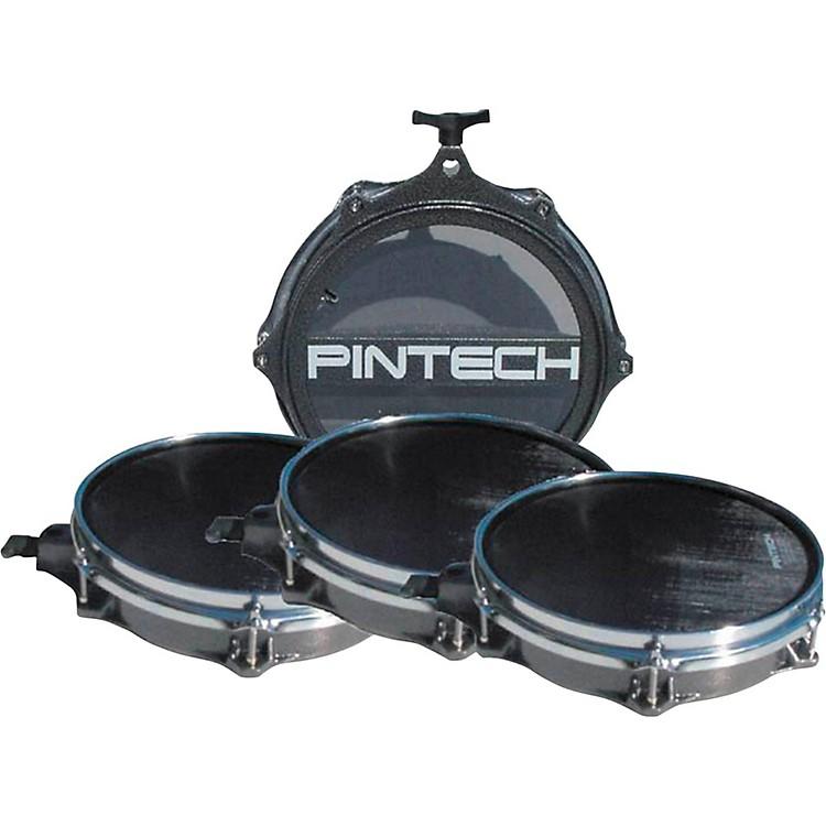 Pintech5-Piece Drum Pad BundleRed