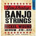 Dunlop5-String Banjo Medium Nickel String Set thumbnail