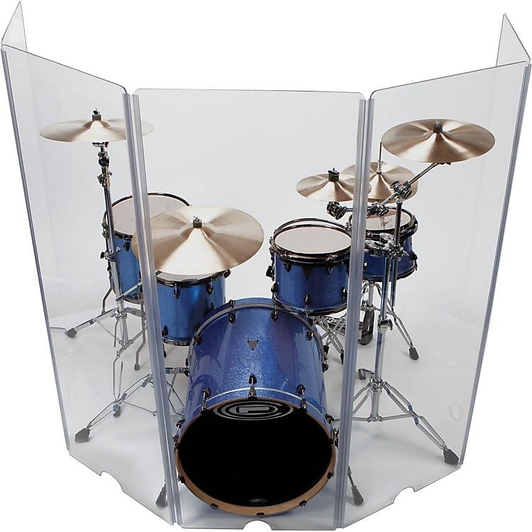 Control Acoustics5-piece Acrylic Drum Shield