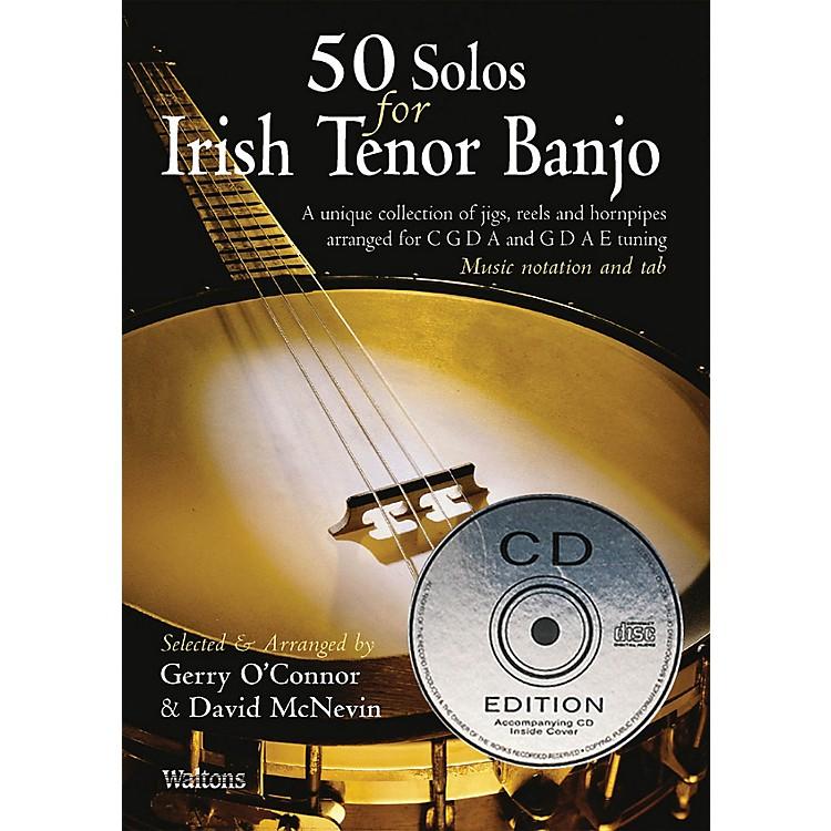Waltons50 Solos for Irish Tenor Banjo Waltons Irish Music Books Series