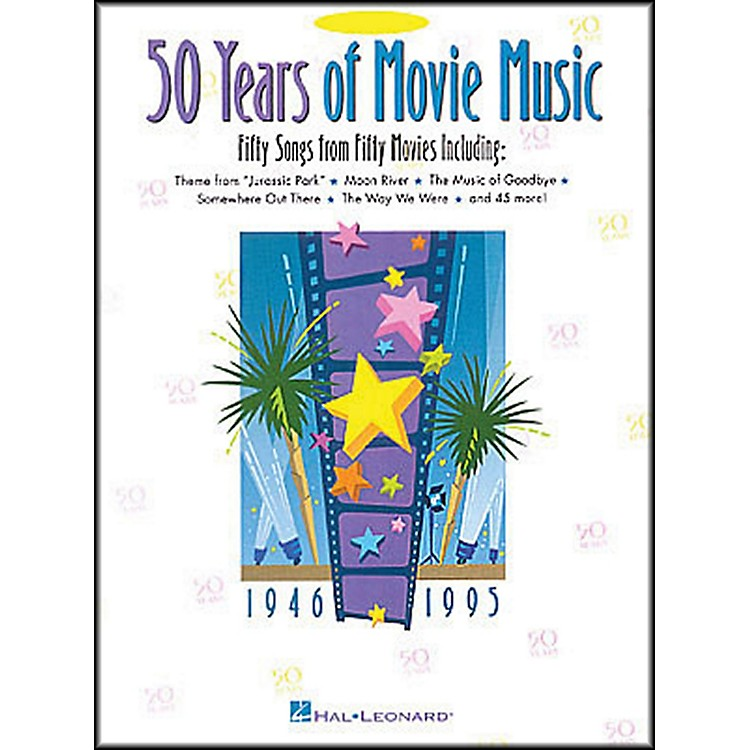 Hal Leonard50 Years Movie Music for Clarinet