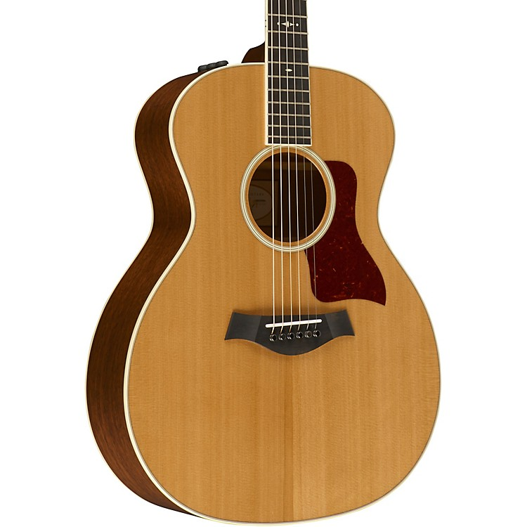 Taylor 500 Series 2014 514e Grand Auditorium Acoustic-Electric Guitar Medium Brown Stain