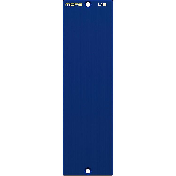 Midas500 Series Modular Blank Plate