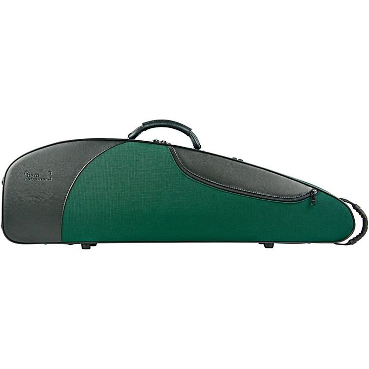 Bam 5003S Classic III Violin Case Forest Green
