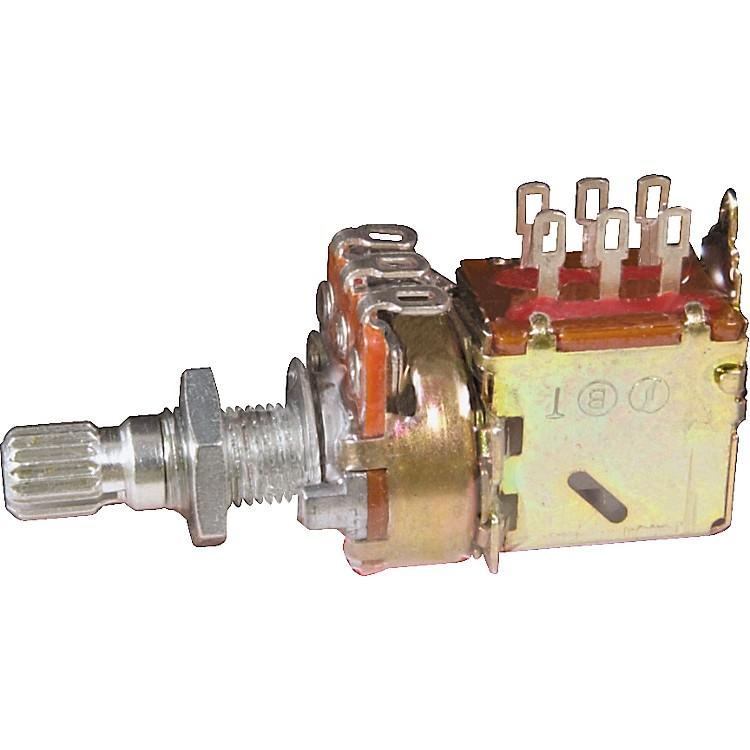 Gibson500kOhm Potentiometer Audio Taper/Push-Pull/Short Shaft