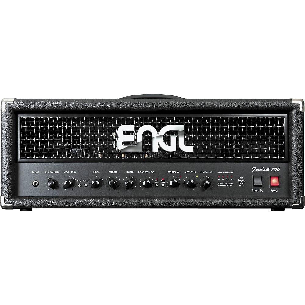 engl fireball 100 100w tube guitar amp head black 4260278520099 ebay. Black Bedroom Furniture Sets. Home Design Ideas