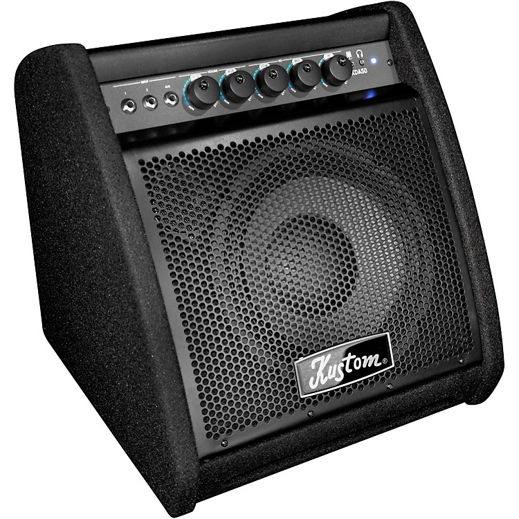 Kustom 50W Drum Amplifier with 10 in. Speaker