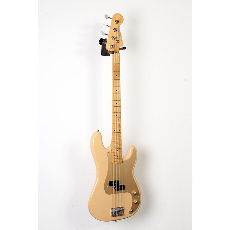 Fender '50s Precision Bass Honey Blonde, Maple Fretboard 888365896489