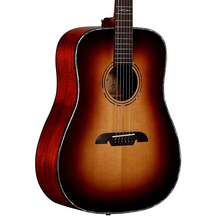 Alvarez50th Anniversary ADA1965 Dreadnought Acoustic GuitarSunburst