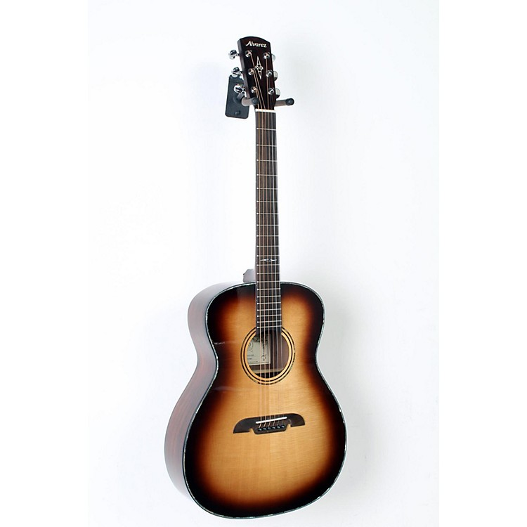 Alvarez50th Anniversary AFA1965 OM/Folk Acoustic GuitarSunburst190839026491