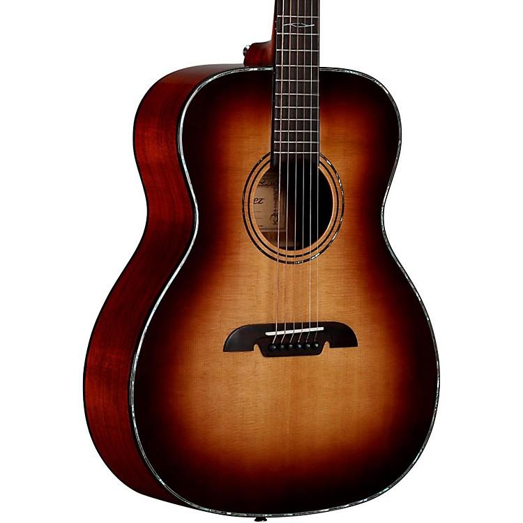 Alvarez50th Anniversary AFA1965 OM/Folk Acoustic GuitarSunburst