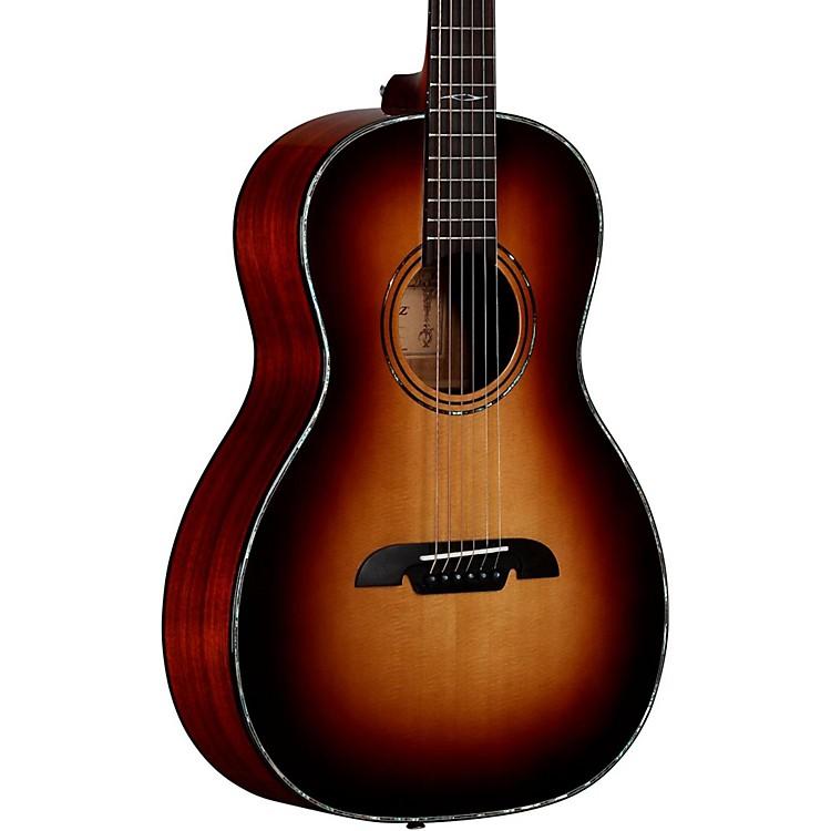 Alvarez50th Anniversary APA1965 Parlor Acoustic GuitarSunburst