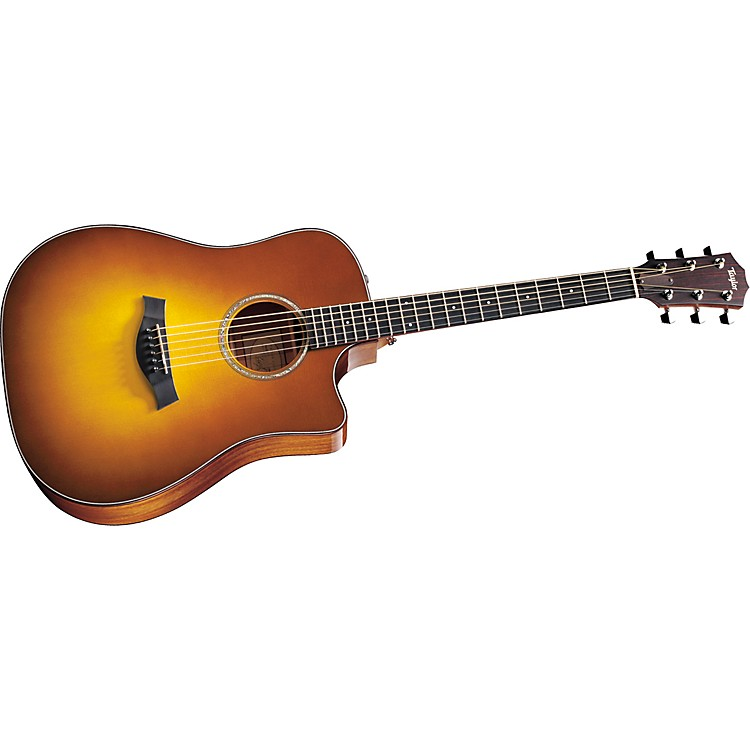 Taylor 510ce Dreadnought Cutaway Acoustic-Electric Guitar (2011 Model)