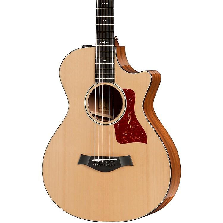 Taylor512ce 12-Fret V-Class Grand Concert Acoustic-Electric GuitarNatural