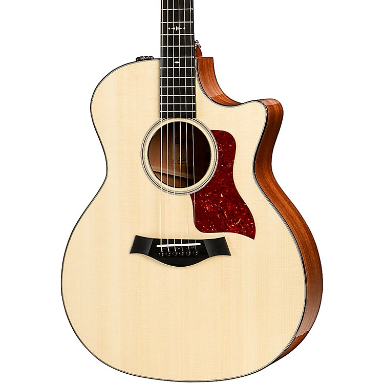 Taylor514ce Lutz V-Class Grand Auditorium Acoustic-Electric GuitarNatural