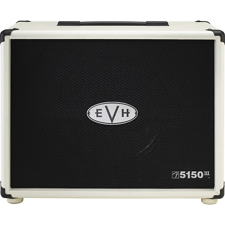 EVH5150 112ST 1x12 Guitar Speaker CabinetIvory