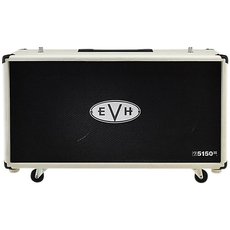 EVH5150 212ST 2x12 Guitar Speaker CabinetIvory
