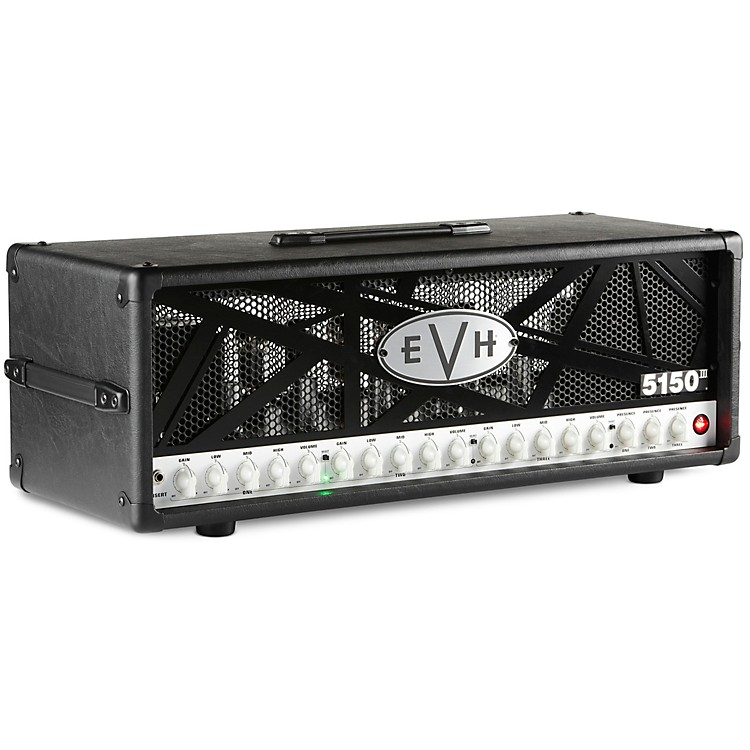 EVH 5150 III 100W 3-Channel Tube Guitar Amp Head Black