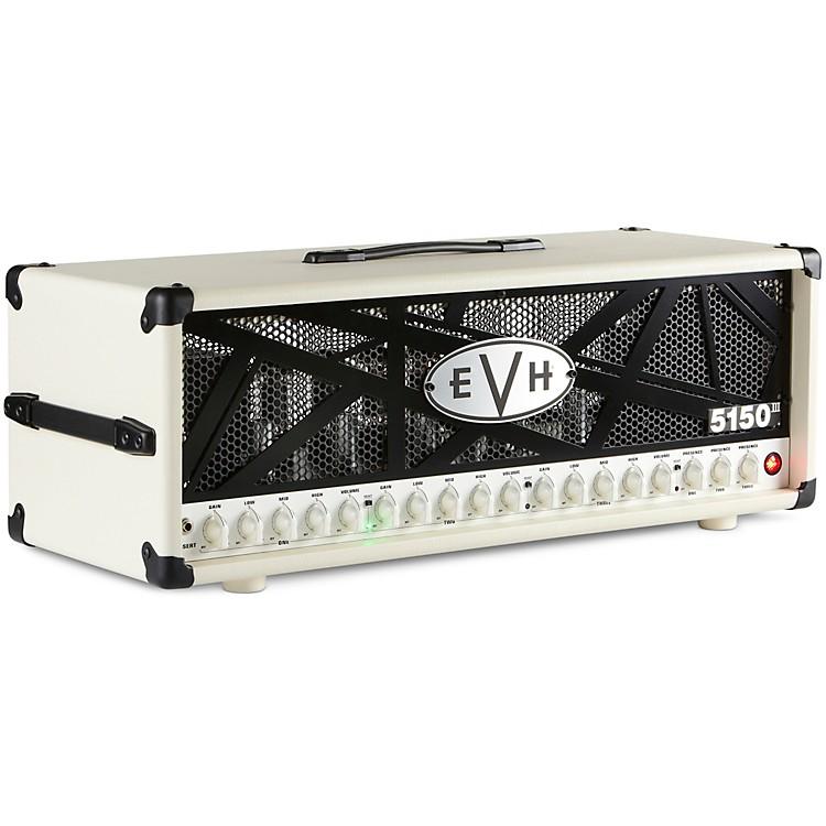 evh 5150 iii 100w 3 channel tube guitar amp head ivory music123. Black Bedroom Furniture Sets. Home Design Ideas
