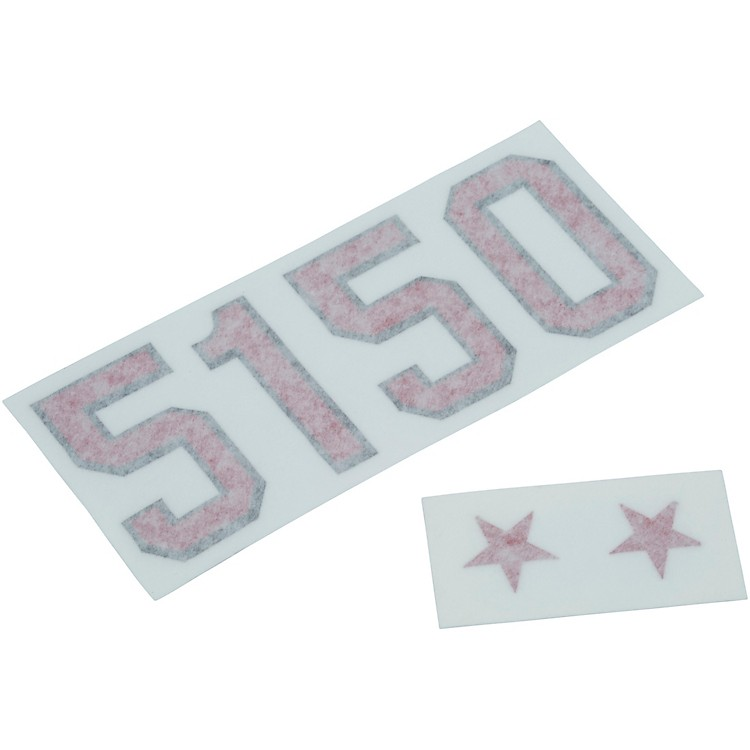 EVH5150 Sticker With Stars