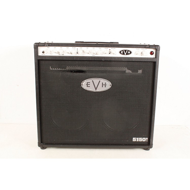 evh 5150iii 2x12 50w tube guitar combo amplifier music123. Black Bedroom Furniture Sets. Home Design Ideas