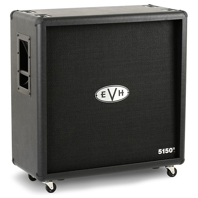 EVH 5150III 412 Guitar Extension Cabinet Ivory 888365815343