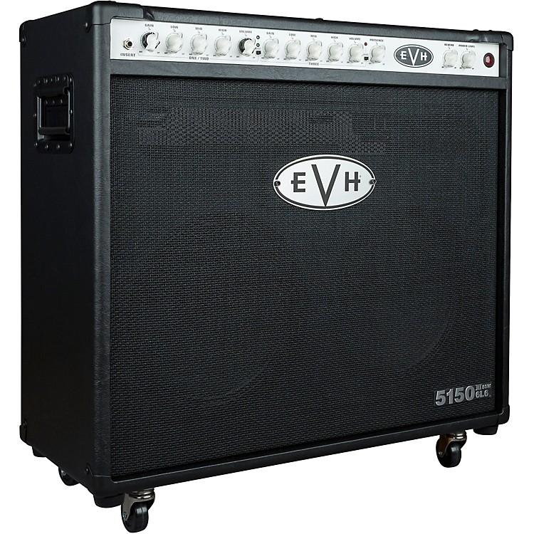 EVH5150III 50W 2x12 6L6 Tube Guitar Combo AmpBlack