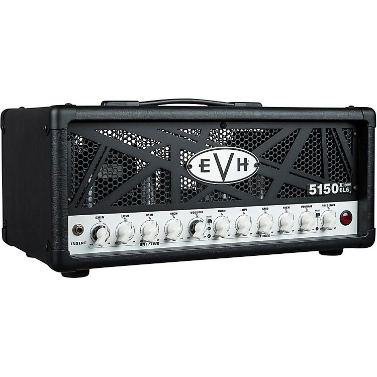 EVH5150III 50W 6L6 Tube Guitar Amp HeadBlack