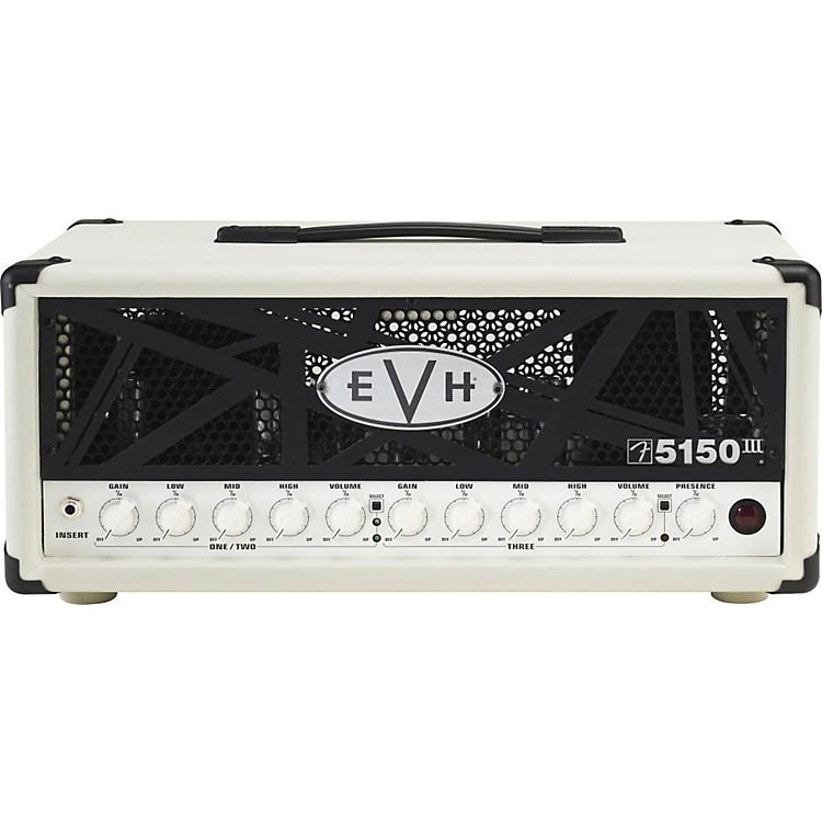 EVH5150III 50W Tube Guitar Amp HeadIvory888365899534
