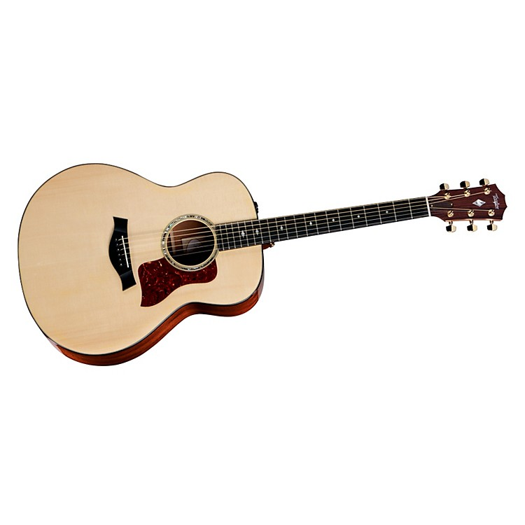 Taylor518e Grand Orchestra Acoustic-Electric GuitarNatural