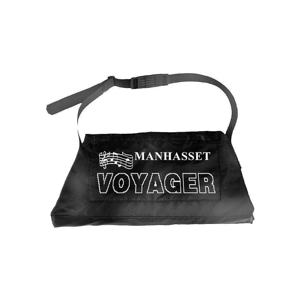 54c14e0cb646 Manhasset 1800 Voyager Tote Music Stand Bag 706576018004