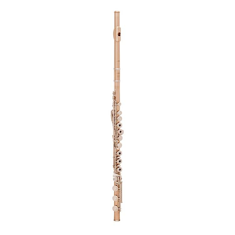 Altus5407 Series 14K Gold Handmade FluteOffset G, Split E, C# Trill Key, D# Roller,Z cut headjoint